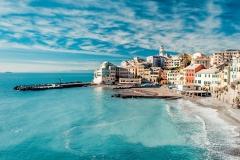 Genoa-bay-(Liguria,-Italy)