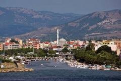 Canakkale-coast-Turkey-Dardanelles