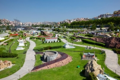 general-view-miniaturk-park-istanbul-turkey-july-miniature-turkey-contains-models-done-scale-54234562