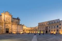 Lecce,Piazza del Duomo