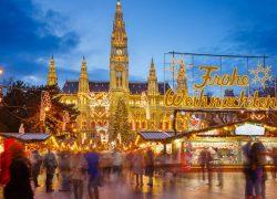 Christmas Market – Виена