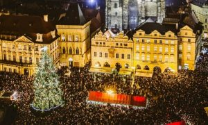 Christmas Market – Прага