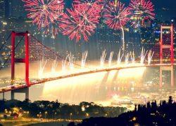 Истанбул – Принцески острови – Нова Година 2020 – Сигурна Реализација