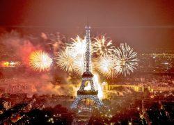 Париз – Нова Година 2020 – Авионска Програма