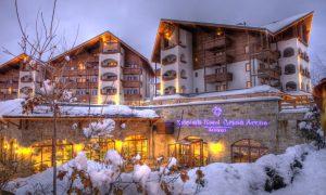 Hotel Kempinski Grand Arena 5* – Bansko, Bugarija