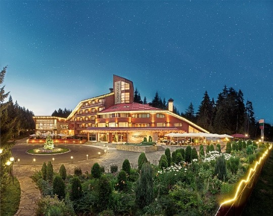 Hotel Yastrebets 4* – Borovec, Bugarija