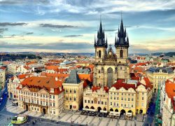 Прага – 8ми Март 2019