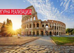 Помпеја-Неапол-Рим-Ватикан-Тиволи-Пиза – Велигден 2019 – Сигурна Реализација