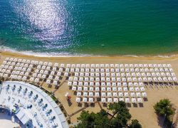 BOMO CLUB TOSCA BEACH HOTEL 4* – КАВАЛА