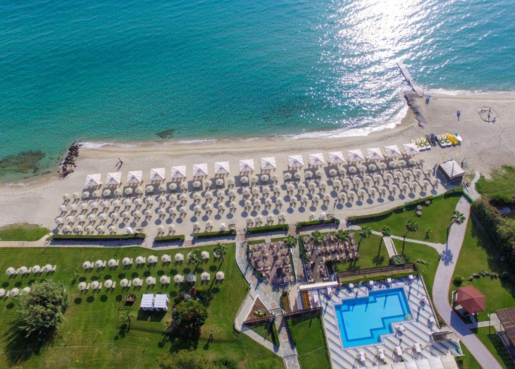 AEGEAN MELATHRON THALLASO LUXURY HOTEL AND SPA 5*
