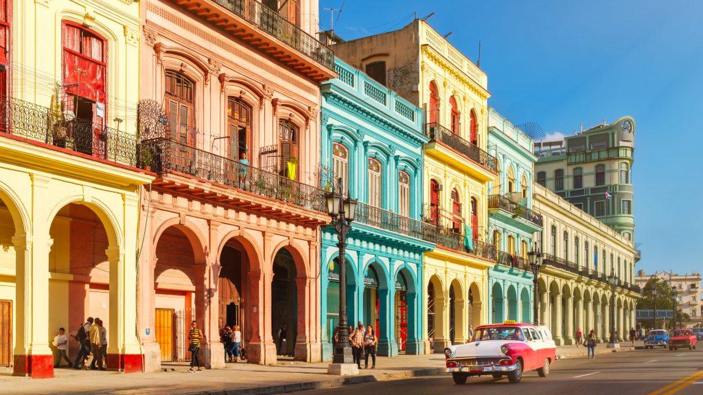 Куба – Мексико – Ноември 2019