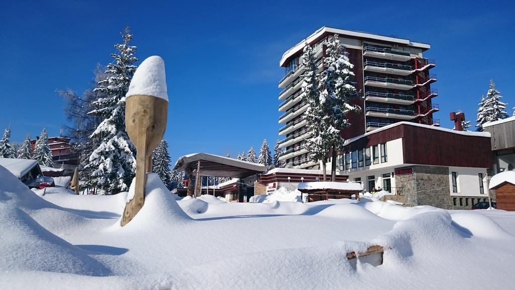 Grand Hotel Murgavets 4* – Pamporovo, Bugarija