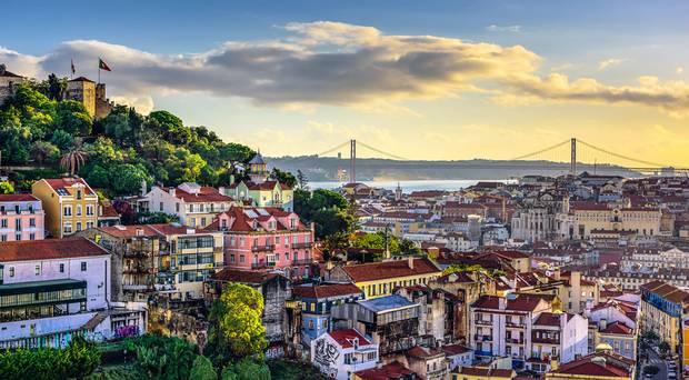 Лисабон – Urban Trip – 22.10-26.10.2019 – Авионска Програма
