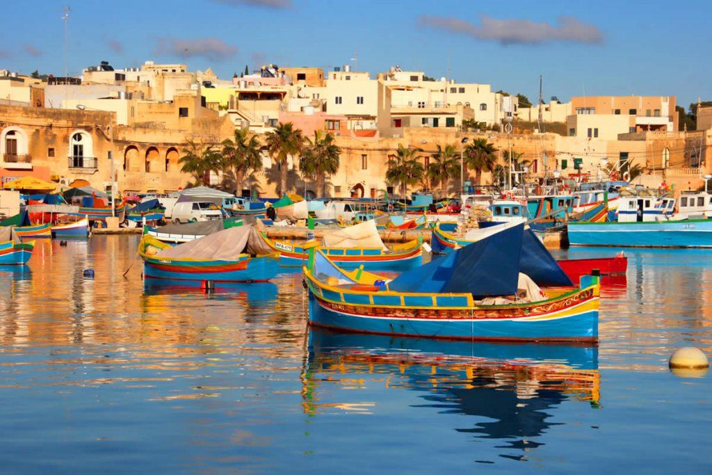 Малта – 22.10-26.10.2019 – Авионска Програма