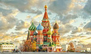 Москва и Санкт Петербург – 18.10.2021- 26.10.2021