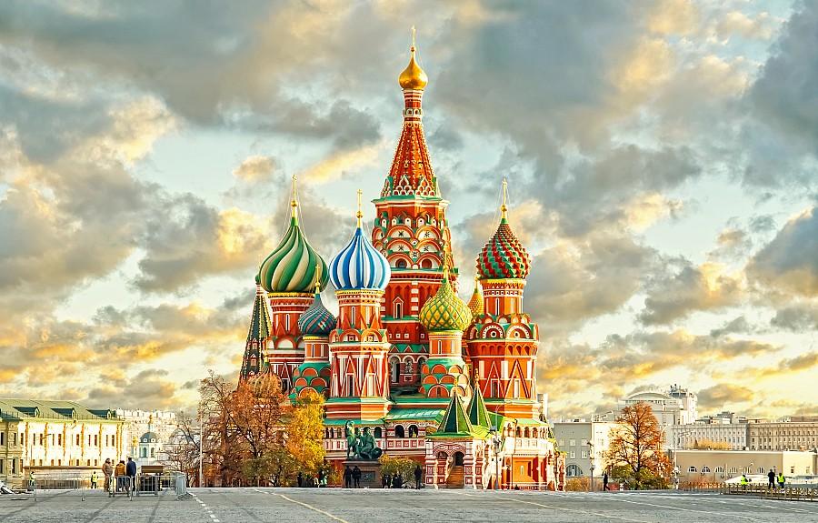 Москва – Сант Петербург – Eсен 2019