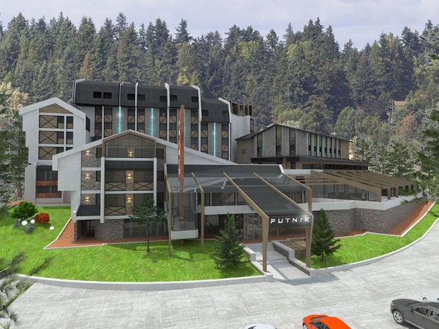 HOTEL PUTNIK 4* – Копаоник 2021