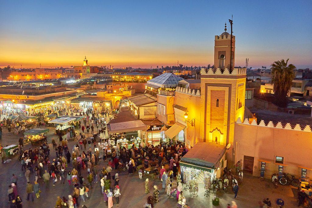 Мароко – Нова Година 2020 – Авионска Програма