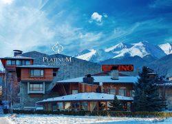 Platinum Hotel & Casino 4* – Bansko, Bugarija