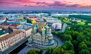 Москва & Санкт Петербург – Нова Година 2020 – Авионска Програма