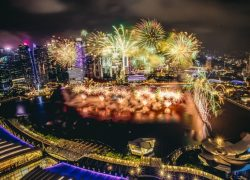 Сингапур – Нова Година 2020 – Авионска Програма –  Сигурна Реализација