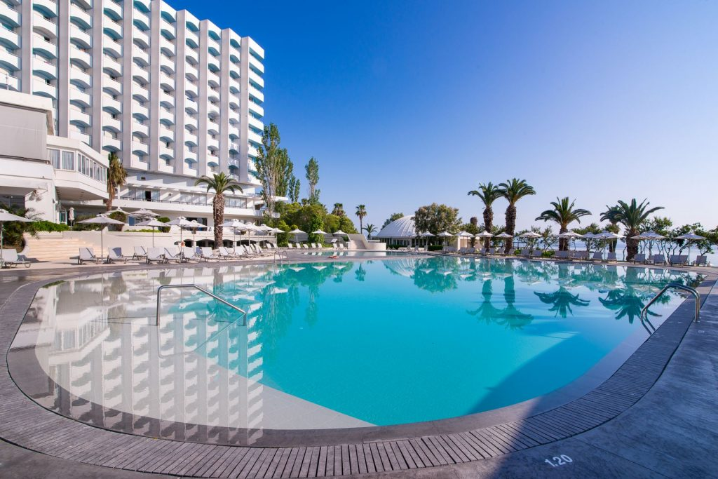Pallini Beach Hotel 4* – Kalitea, Grcija