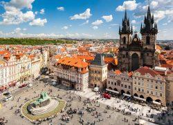 Прага – Карлови Вари – Виена – 8ми Март 2020