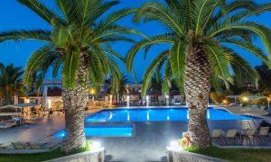 Hotel Iris 3* – Siviri, Grcija