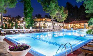 Porfi Beach Hotel 3* – Nikiti, Grcija