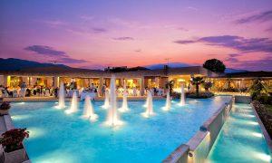 Poseidon Palace 4* – Leptokarija, Grcija