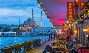 Истанбул – Св. Валентин