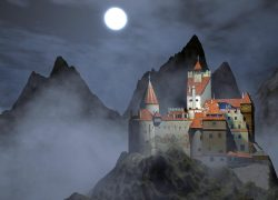 Романија и Замокот на Дракула – 8ми Март 2020