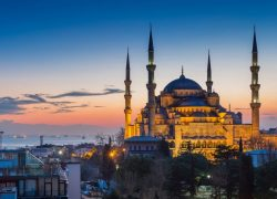 Нова Година 2021 – Истанбул – Авионска Програма