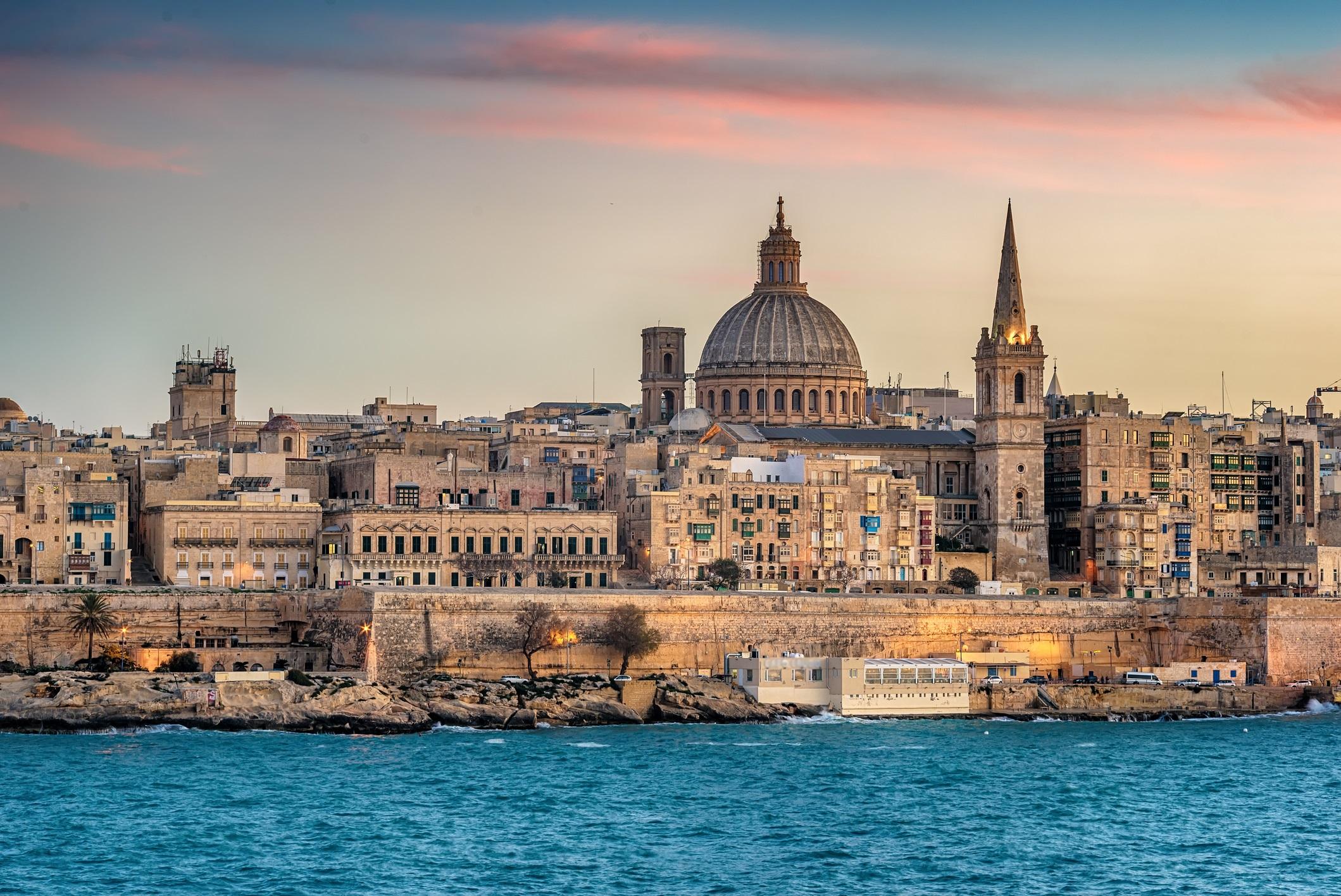 Малта – 8ми Март 2020 – Авионска Програма