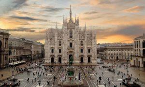 Милано – Лугано – Торино – Верона – 8ми Март 2020