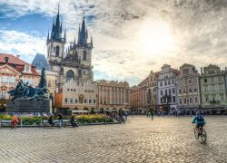 Прага – Карлови Вари – Дрезден – Виена – Велигден 2020
