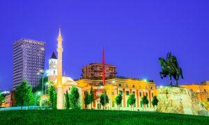 Тирана – 8ми Март 2020
