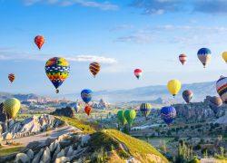 КАПАДОКИЈА 2021 -TURKISH AIRLINES