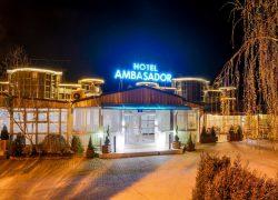 Хотел Амбасадор 3* – Охрид