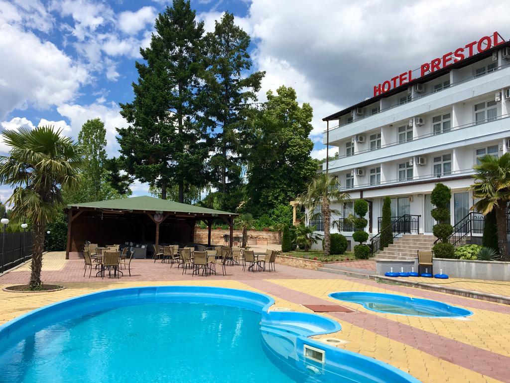 Хотел Престол 3* – Охрид