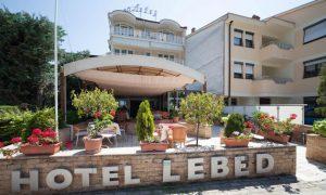 Хотел Лебед 4* – Охрид