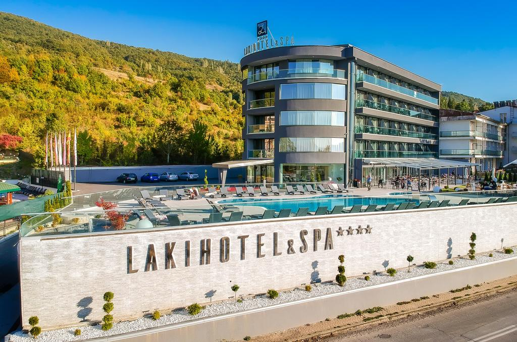 Хотел Лаки & СПА 4* – Охрид