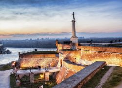 8ми Декември – Белград – Ртањ – Нови Сад