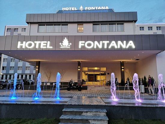 ХОТЕЛ ФОНТАНА 4* 2021 – ВРЊАЧКА БАЊА , СРБИЈА