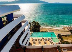 Hotel Regina Blue 5*- Валона, Албанија  АПРИЛ/МАЈ 2021