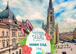 Нови Сад (Суботица – Сомбор – Белград) – Велигден 2021