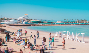 MERAKI Beach Resort (Adults Only) 4* – Hurghada