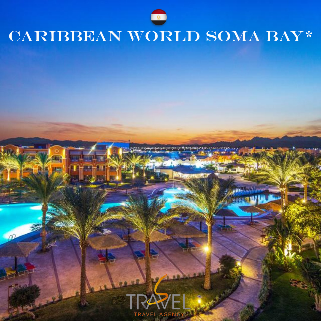 You are currently viewing Caribbean World Soma Bay 5* – Hurghada