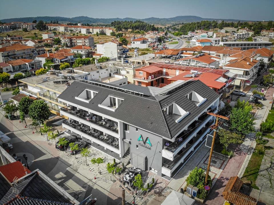 AVA Luxury Apartments – Калитеа